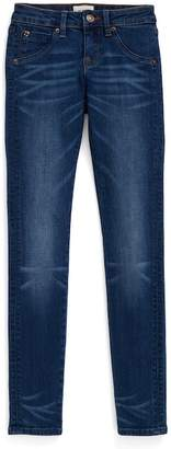 Hudson Collin Faded Skinny Jeans (Big Girls)