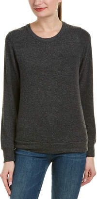 Chaser Woven Cutout Pullover