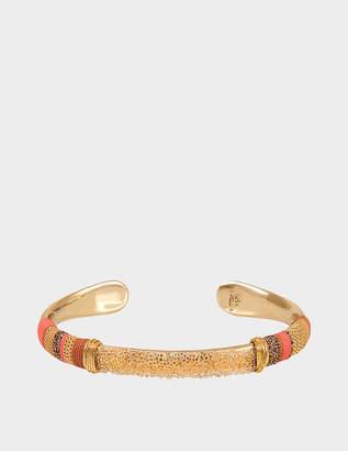 Swarovski Gas Bijoux Exclusive Massai bracelet with crystals