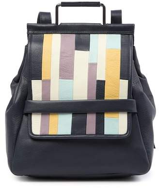 Kooba Caymen Leather Backpack