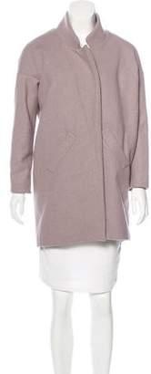 Heidi Merrick Knee-Length Wool Coat