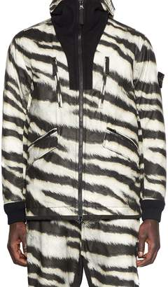 Stone Island 'snow Tiger Camo' Jacket