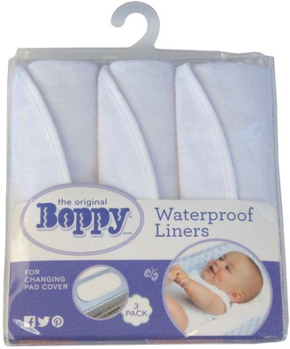 Boppy 3-pk. Waterproof Changing Pad Liners