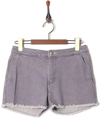 Ginger And Sprout L.PURPLE DENIM SHORTS