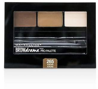 Maybelline NEW Brow Drama Pro Palette - # 265 Auburn 2.8g Womens Makeup