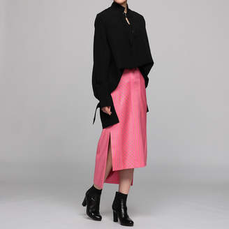 Aalto アールト BI−STRIPE SKIRT