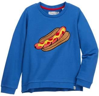 Sovereign Code Woah! Hot Dog Sweater (Little Boys)