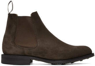 Church's Churchs Brown Redenham Chelsea Boots