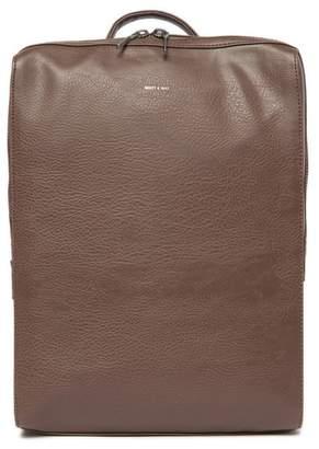 Matt & Nat Kowloon Vegan Leather Backpack