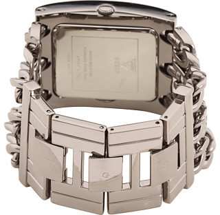 GUESS Stainless Steel Bracelet Watch G95647L