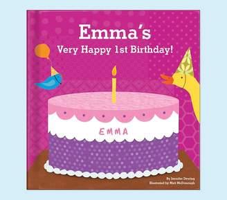 Pottery Barn Kids Pink My Very Happy Birthday