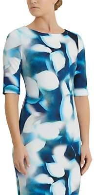 Damsel in a Dress Silhouette Dress, Multi