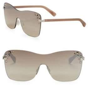 Jimmy Choo 99MM Shield Sunglasses