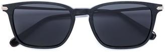 Brioni carved square-frame sunglasses