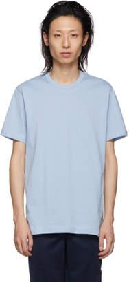 Comme des Garcons Blue Logo T-Shirt