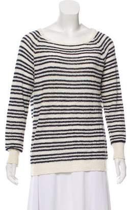 Steven Alan Striped Knit Sweater
