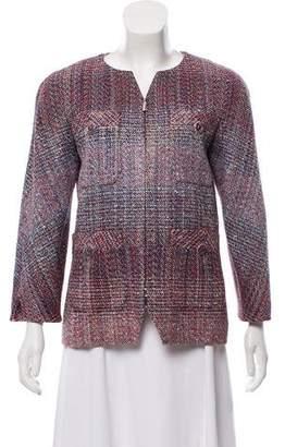 Chanel 2017 Tweed Jacket w/ Tags