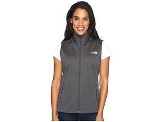 The North Face Canyonwall Hoodie Vest (TNF Dark Grey Heather
