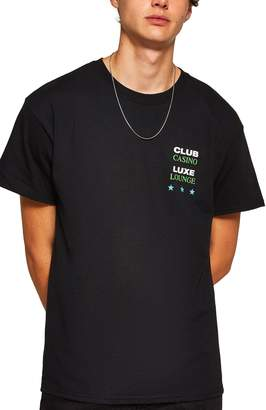 Topman Trinity Print T-Shirt