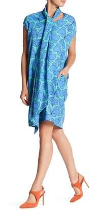 TOV Mod Printed Dress