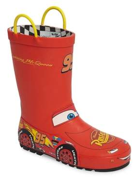 Western Chief Lightning McQueen Rain Boot