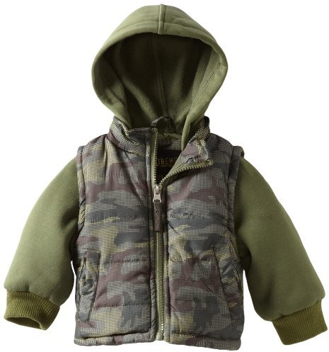 Camo IXtreme Baby-Boys Infant Promo Puffer Printed Snowsuit