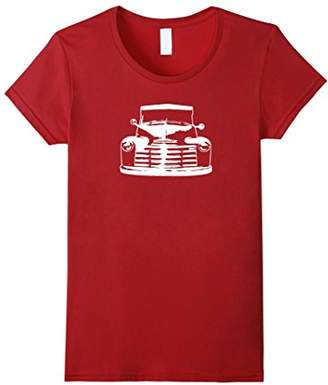 1952 Classic Pickup Truck Hot Rod Shirt