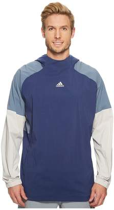 adidas Sport ID Pullover Woven Hoodie Men's Sweater