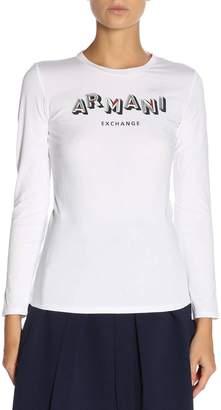 Armani Exchange Sweater T-shirt Women