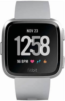 Fitbit Unisex Gray Smart Watch-Fb504srgy