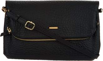Lodis Leather Crossbody with Removable Slim RFID Wallet