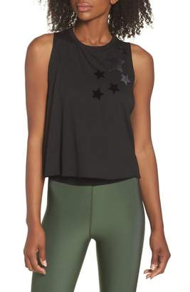 ULTRACOR Velvet Stars Racerback Tank