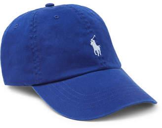 d63fc0570abaf Polo Ralph Lauren Cotton-Twill Baseball Cap