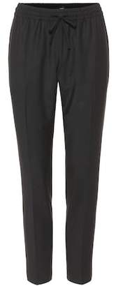 Joseph Loulou wool-blend trousers