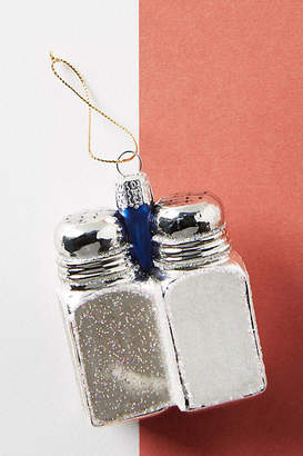 Anthropologie You're the Salt to My Pepper Ornament