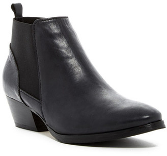 Aquatalia by Marvin K Fionna Sport Leather Bootie $450 thestylecure.com
