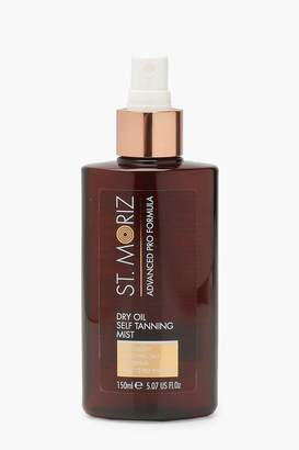 boohoo St Moriz Advance Pro Dry Oil Tanning Mist