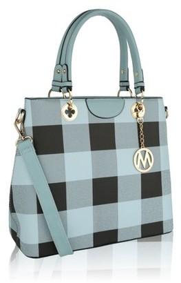 MKF Collection by Mia K. Farrow Gaby Designer Handbag 35aab13368