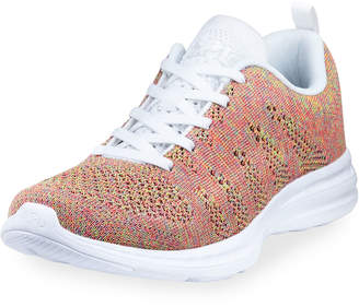APL Athletic Propulsion Labs Apl: Athletic Propulsion Labs Techloom Pro Metallic Sneakers
