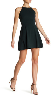 Love...Ady Textured Fit & Flare Dress $98 thestylecure.com