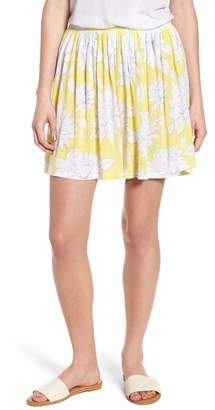 BP Print Wide Leg Shorts