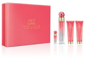 360 Coral for Women Gift Set $65 thestylecure.com