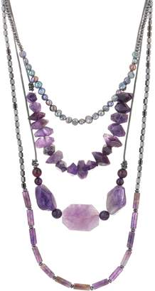 Jodie M. Nightfall 4-in-1 Layered Necklace