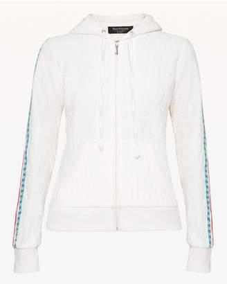 Juicy Couture Juicy Jacquard Velour Robertson Jacket
