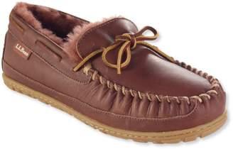 L.L. Bean L.L.Bean Wicked Good Leather Camp Moccasins