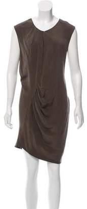 Thakoon Silk Sleeveless Mini Dress