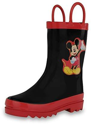Disney Mickey Mouse Rain Boots (Toddler/Little Kid)