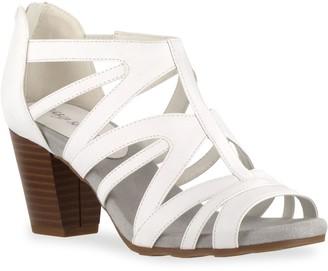 Easy Street Shoes Amaze Women's High Heel Sandals