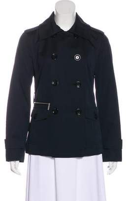 MICHAEL Michael Kors Double-Breasted Rain Coat