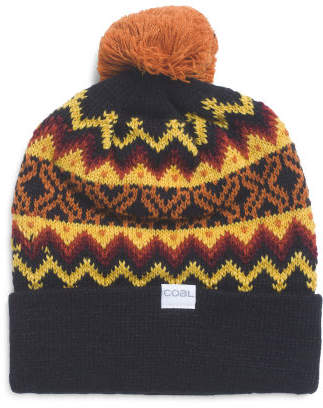 Made In Usa Winters Knit Hat